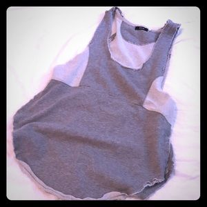 Urban Outfitters Sweatshirt Material Tank Size M